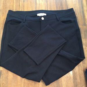 (2002). Michael Kors Black Pants.  Sz. 14W